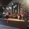 Karácsonyi ünnepély