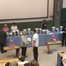 Temesvári Gábor 9.C a Kenguru matematika versenyen országos 13. helyezett lett.